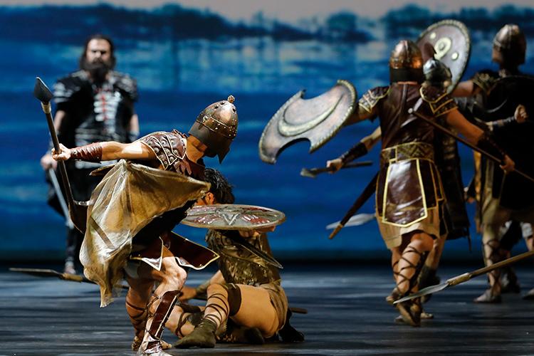 Sanatla Troya: Troya Operasının Bolşoy Başarısı The Times Gazetesinde
