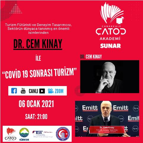 COVİD 19 sonrası Türkiye ve Dünya Turizmi