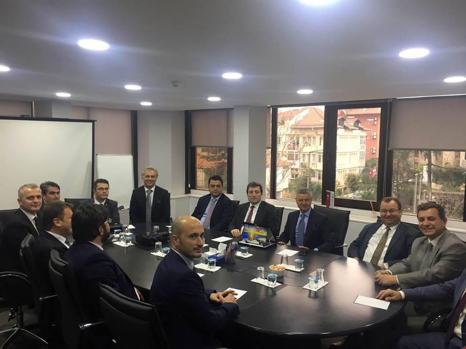 2018 Troia Yılı İcra Komitesinden Doğanlar Holding'e Ziyaret