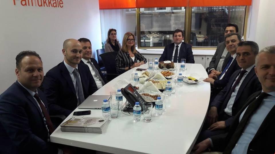 2018 Troia Yılı Kapsamında EMITT İstanbul'a Ziyaret