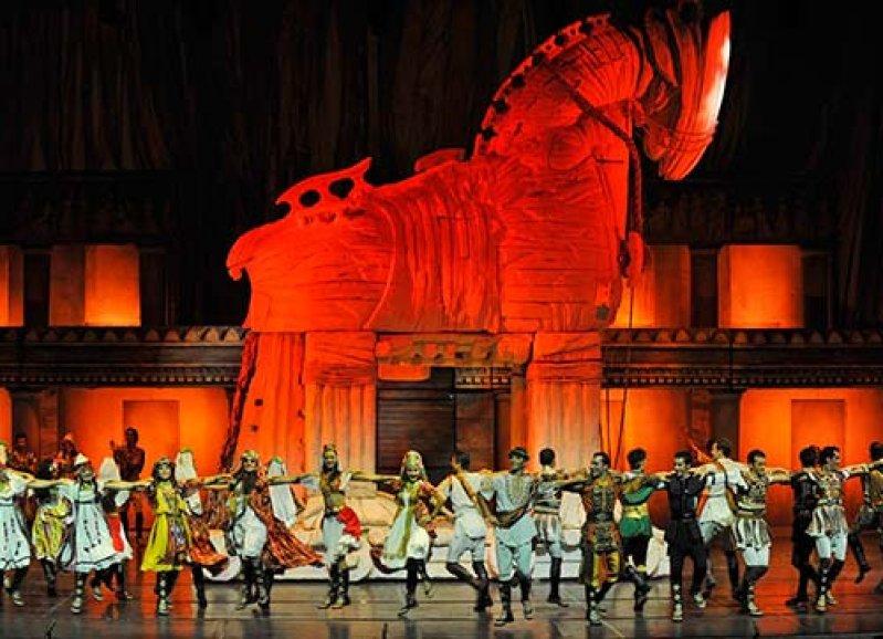 Anadolu Ateşi ve Troya Sezona Hazır