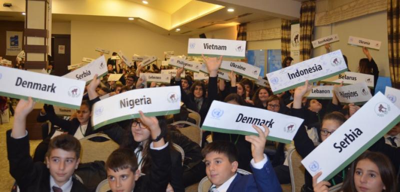 Birleşmiş Milletler Konferansı Troymun'a Yoğun İlgi!