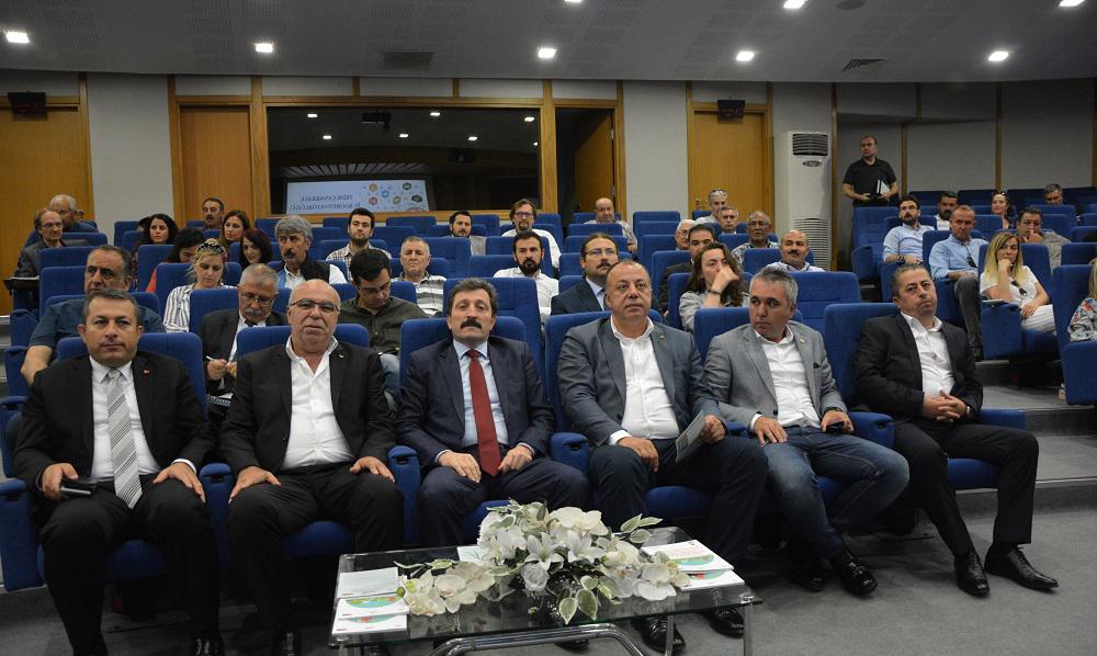 Borsa'da Bilgilendirme Toplantısı