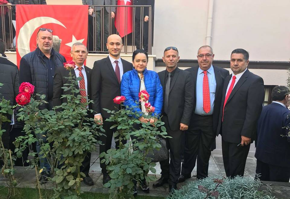 ÇATOD 10 Kasım'da Atatürk'ün Evini Ziyaret Etti Selanik