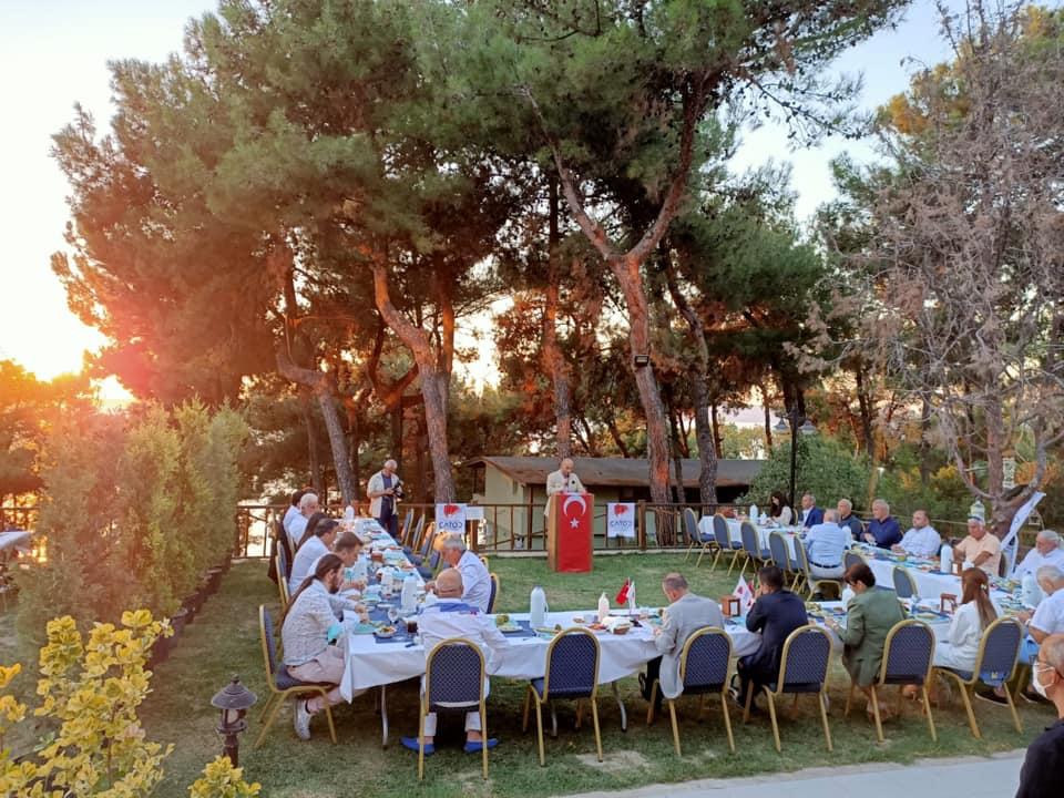 ÇATOD Sektör Olağan Toplantısı Troia Tusan Hotel'de gerçekleştirildi