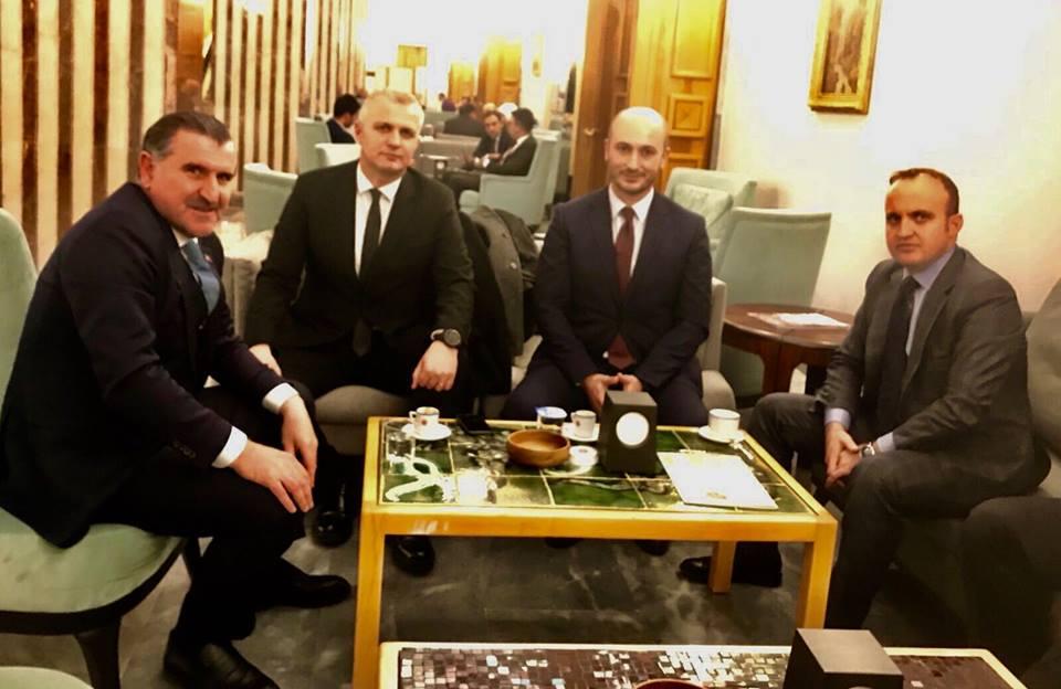 Gençlik ve Spor Bakanı Osman Aşkın Bak'tan 2018 Troia Yılına Tam Destek