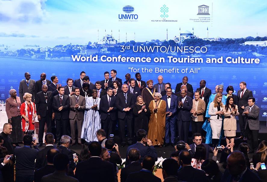 Kültür ve Turizm Konferansına Troya Yılı Damgası