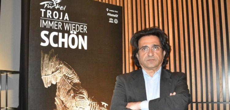 Prof. Dr. Rüstem Aslan: Troya Müzesi Çok İddialı Bir Müze