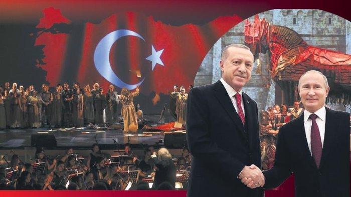 Rusya – Türkiye Kültür ve Turizm Yılı Troya ile Açılacak