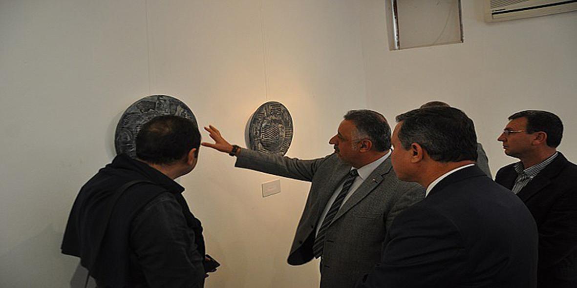 Sanatla Troya: Troya Temalı Sergi Açıldı