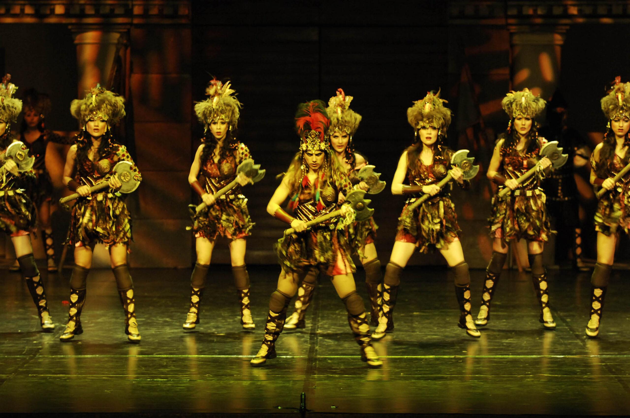 Sanatla Troya: Troya'nın Ateşi Antalya'da Yanıyor!