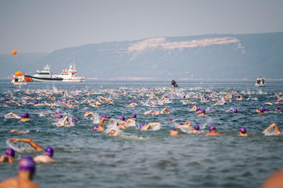 Sporla Troya: Troya Açık Su Yüzme Yarışı Gerçekleşti
