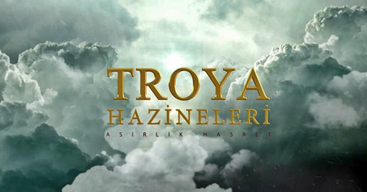 """""""Troya Hazineleri Asırlık Hasret"""" İstanbul'da Gösterime Giriyor"""
