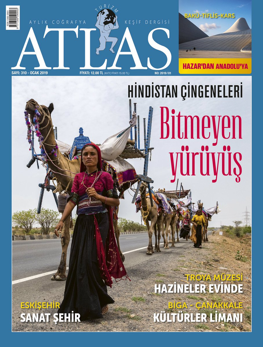 Troya Ören Yeri Kazı Başkanı Rüstem Aslan Atlas Dergisine Troya'yı Anlattı