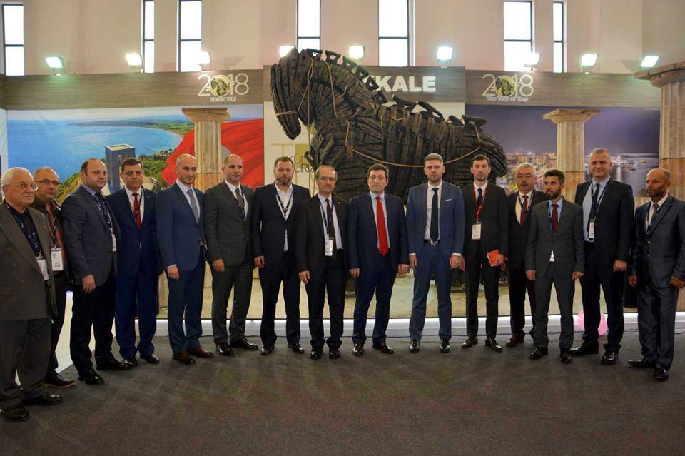 Turizmde Çanakkale – Ukrayna İşbirliği İzmir