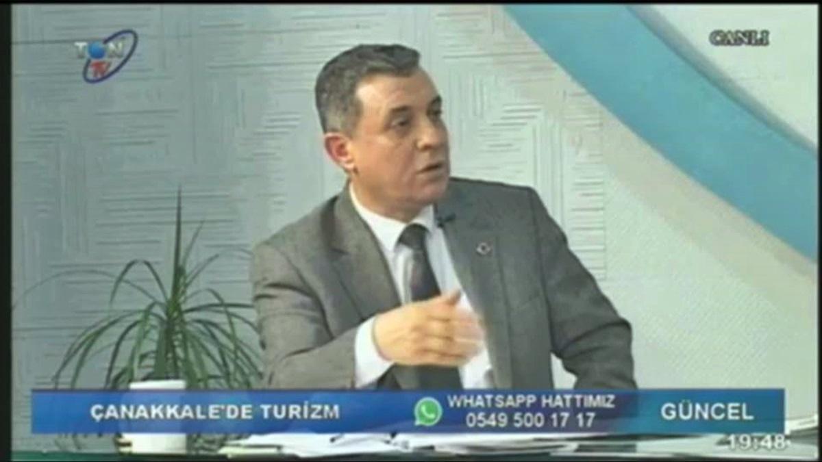 """""""Turizme Yatırım Yapan Kişi Asla Aldanmaz"""""""