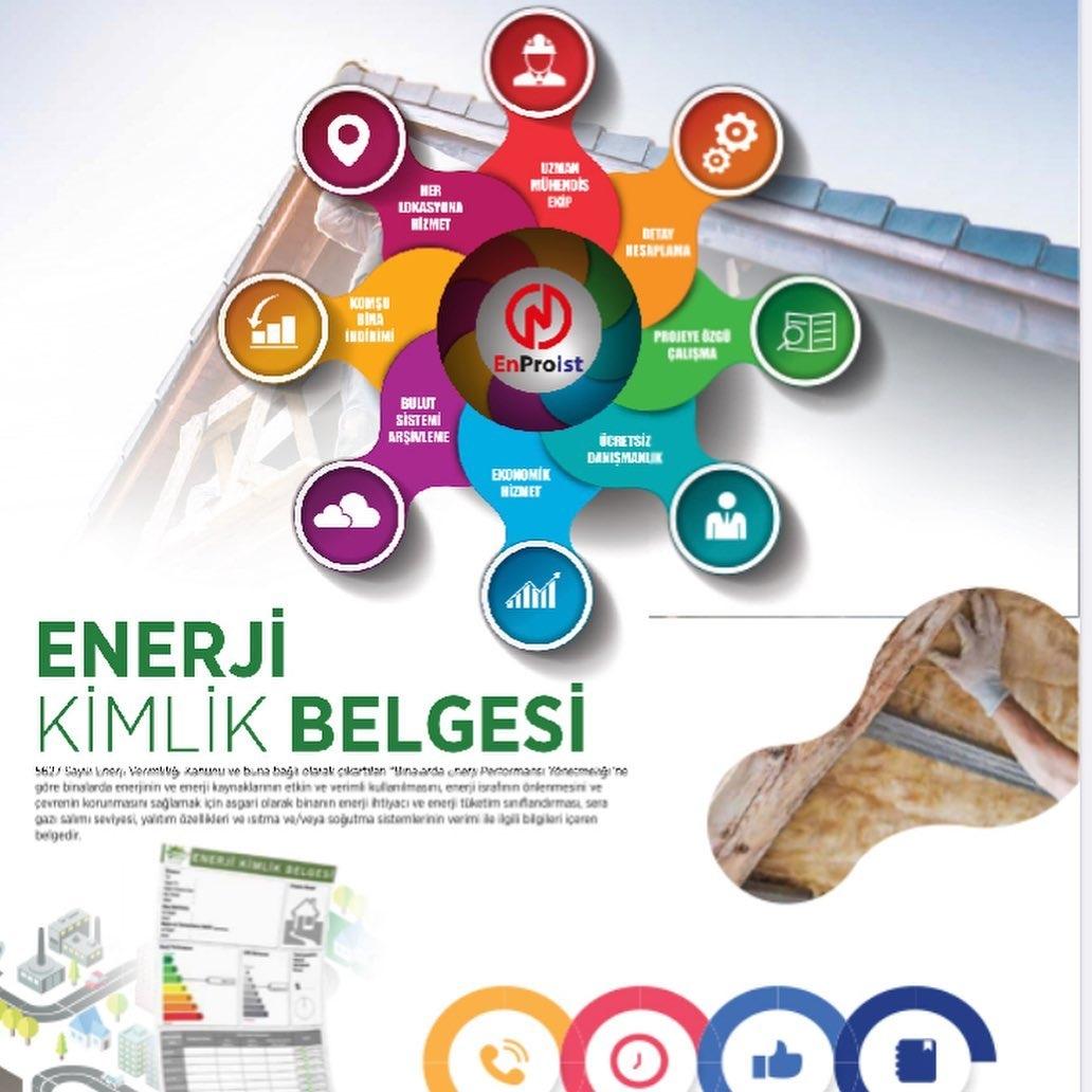 ÇATOD AKADEMİ & NPROİST 'ENERJİ KİMLİK BELGESİ' SUNUMU